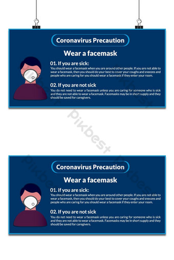 precauciones contra el coronavirus usar máscara información sobre coronavirus ¿qué debo hacer en corona? Modelo AI
