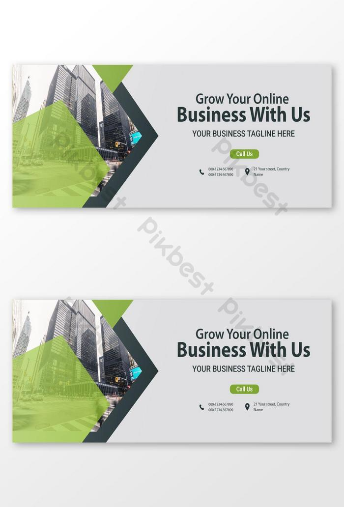 Creativr Online Business Facebook Cover Design Free Vector Ai Free Download Pikbest