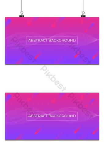 Plantilla de vector de fondo abstracto degradado púrpura colorido eps10 Fondos Modelo EPS