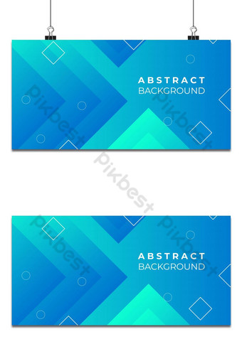 Fondo geométrico azul abstracto con estilo eps 10 vector perfecto para mostrar Fondos Modelo EPS