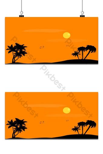sol en la ilustración de vector de fondo de pantalla de cielo Fondos Modelo AI