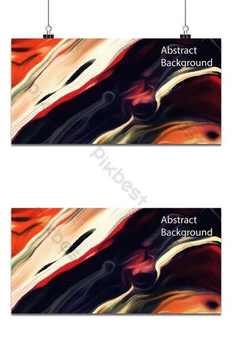 Fondo de textura multicolor abstracto Fondos Modelo AI