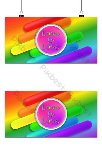 lgbt pride day background 5 Backgrounds Template AI