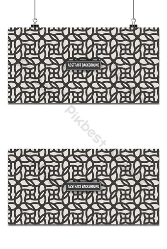 Seamless sacred geometric pattern in tile style background Backgrounds Template EPS