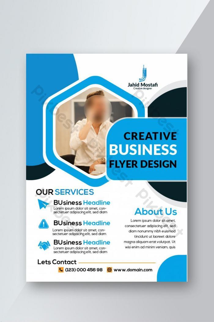 relazione annuale di progettazione brochure flyer aziendale aziendale e presentazione di copertina