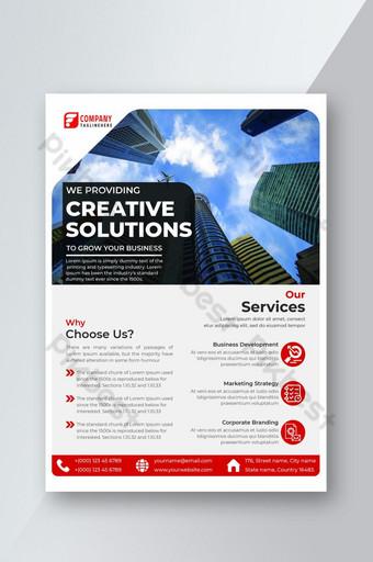 Modèle PSD Business Flyer Modèle PSD
