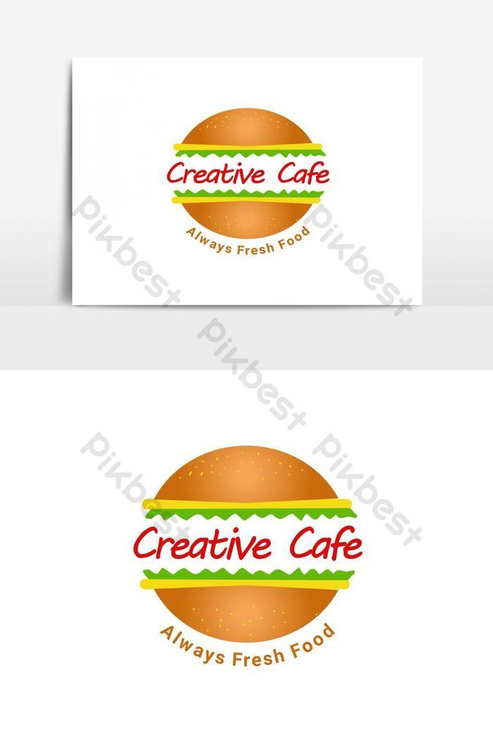 Creative Logo Design For Cafe And Restaurant Png Images Ai Free Download Pikbest