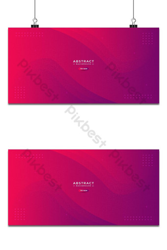 Fondo dinámico fluido rojo abstracto con fluido rojo estilo 3d y elemento líquido Fondos Modelo EPS