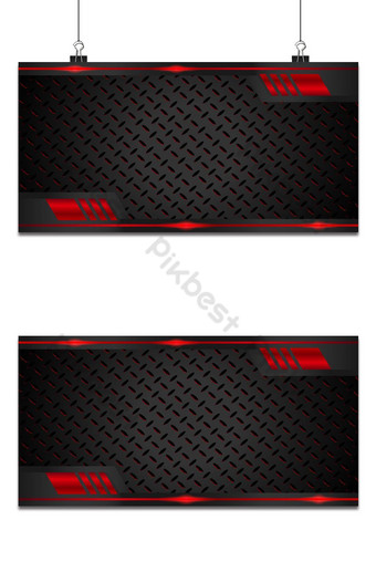 fondo rojo metalizado negro Fondos Modelo AI