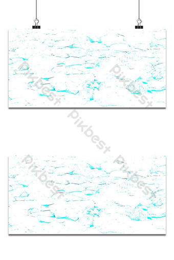 Blue ink brush hand-paints background with dots and spots like spray drawn by watercolor Backgrounds Template JPG