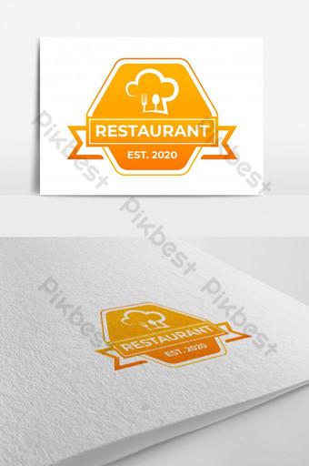 restaurante vector logo restaurante de comida especial coffeeeeeee shop logo design Modelo AI