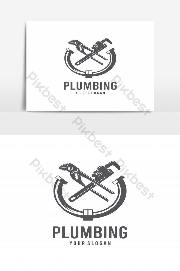 Logo Siluet Paip Untuk Pemilik Rumah Pembangun Kediaman Dan Kontraktor Paip Elemen Grafik Psd Percuma Muat Turun Pikbest