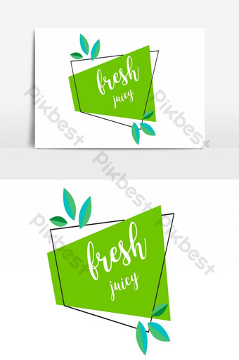Collection of discount label, offer tag and sale sticker design PNG Images Template AI