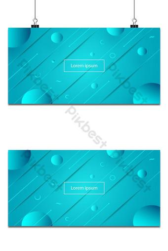 Fondo abstracto excepcional elegante de moda exclusivo azul cielo Fondos Modelo AI