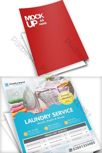 Mockup giấy A4 đơn giản sáng tạo hay nhất PSD Bản mẫu PSD
