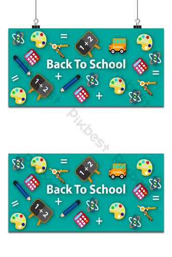 fondo de regreso a la escuela con bus Fondos Modelo EPS