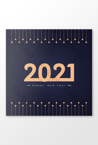 conception de texte bonne année 2021 Modèle EPS