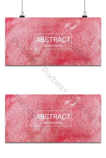 Fondo de textura de acuarela roja abstracta Fondos Modelo EPS