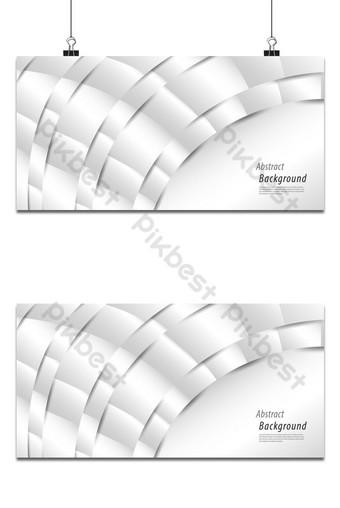 Textura de plata de vector de fondo abstracto blanco Fondos Modelo EPS