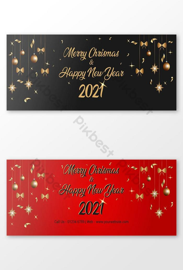 New Year Christmas Facebook Cover Template Design Ai Free Download Pikbest See more ideas about fb cover photos, cover photos, fb covers. new year christmas facebook cover