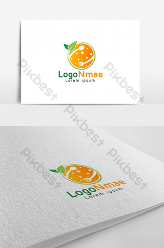Special dish food logo for your restaurant, The concept for dining meal serving logo Template AI