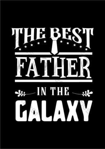 Slogan Hari Ayah Untuk Kartu Ucapan Poster T Shirt Desain Hadiah Untuk Ayah Elemen Grafis Templat AI