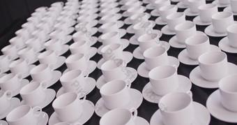 كأس أبيض عرض فيديو عالي الدقة فيديو قالب AEP