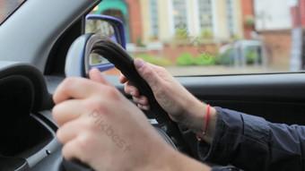 فيديو تصوير حقيقي 1080p لعجلة القيادة فيديو قالب AEP