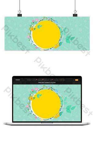 nuevo fondo de patrón lindo geométrico fresco pequeño simple en primavera Fondos Modelo PSD