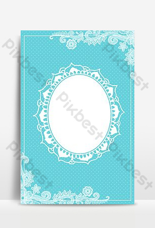 Senior blue tiffany blue lace background poster Backgrounds Template PSD