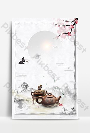 Life service gray background simple style poster banner Backgrounds Template PSD