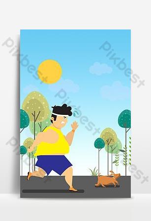 gambar hari anti obesitas dunia template psd png vektor download gratis pikbest pikbest