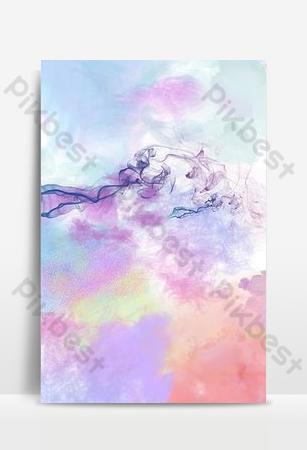 fondo de publicidad humo púrpura rosa simple Fondos Modelo PSD