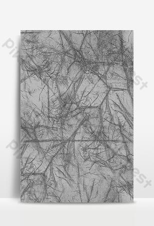 خطوط فوضوي رمادي خلفية سوداء نسيج محكم خريطة خلفية المنزل خلفيات قالب PSD