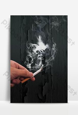 世界無菸日珍惜生活背景圖片 背景 模板 PSD