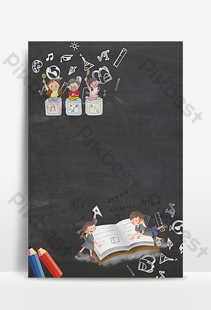 General counseling discipline counseling enrollment education poster background template Backgrounds Template PSD