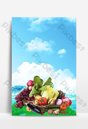 Need for seafood buffet promotion background Backgrounds Template PSD