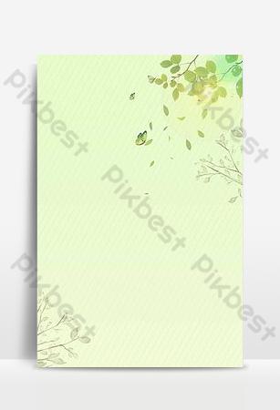 簡約文藝夏季暖心促銷海報背景模板 背景 模板 PSD