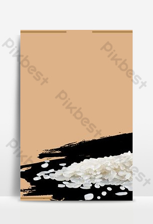 grano de arroz promoción simple psd imagen de fondo de la imagen principal en capas Fondos Modelo PSD
