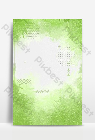 imagen de fondo h5 del archivo fuente ai de la lista de productos nuevos y pequeños verdes Fondos Modelo PSD