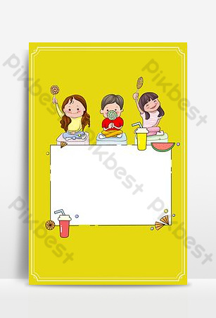 Admissions after-school cram school poster to promote DM single page Backgrounds Template PSD