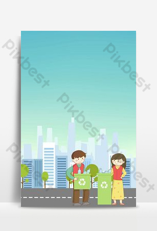 講文明樹新樣式公益海報背景 背景 模板 PSD