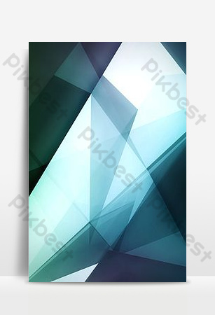 Geometric dark series recruitment fair background Backgrounds Template PSD