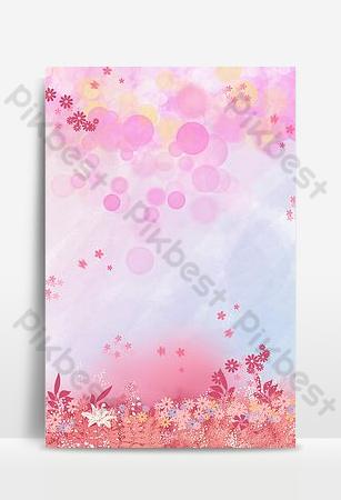 fondo rosado romántico hermoso de la casa de la tienda de cosméticos Fondos Modelo PSD