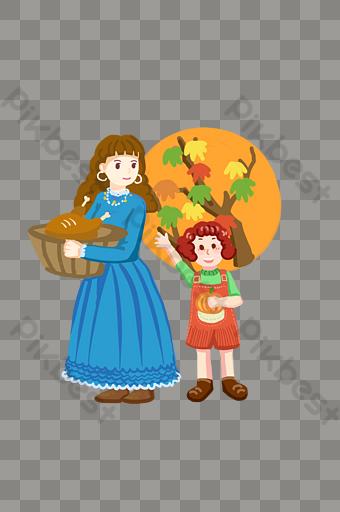 Gambar Ibu Memasak Template Psd Png Vektor Download Gratis Pikbest