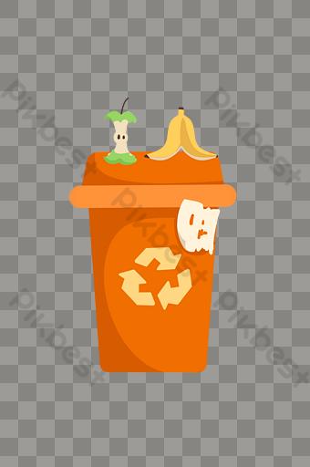 gambar sampah plastik png kartun vektor download gratis pikbest sampah plastik png kartun vektor