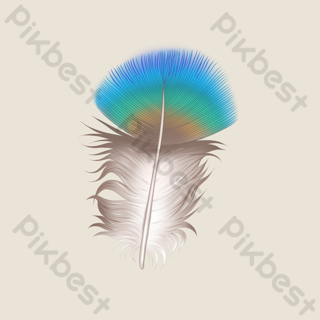 flirty feather peacock feather