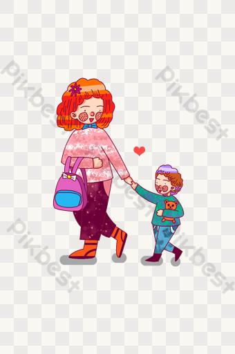 Gambar Wanita Kartun Sedih Png Kartun Lukisan Vektor Free Download Pikbest