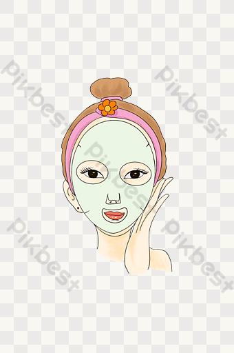 gambar bedak wajah template psd png vektor download gratis pikbest pikbest