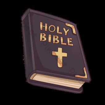 기독교 성경 클립 아트 일러스트 템플릿 PSD